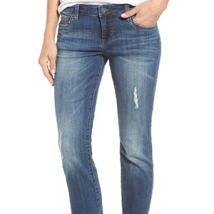 Kut from the Kloth Catherine Boyfriend Jeans sz. 8